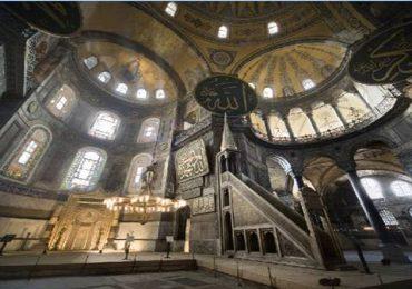 Cuatro mezquitas en Estambul