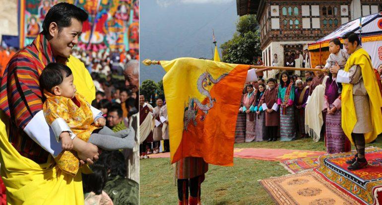 Día Nacional de Bután 2016
