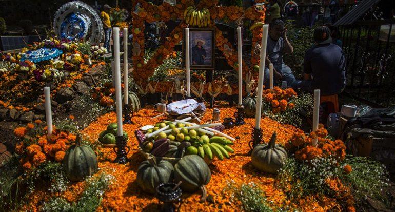 Dónde festejar el Día de Muertos
