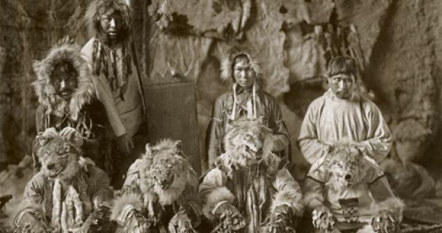 Danzantes lobos