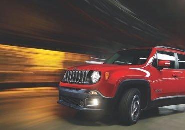 Desafía a la naturaleza con el nuevo Jeep Renegade 2017