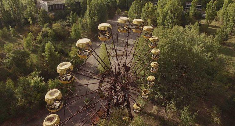 Desastre de Chernóbil: 30 años después del accidente