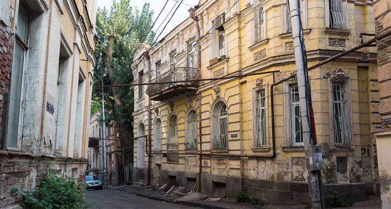 Descubre Tiflis