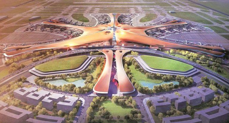 Descubre cómo será el aeropuerto más grande del mundo