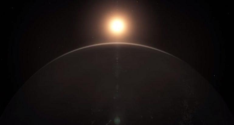 Descubren planeta parecido a la Tierra donde podría haber vida