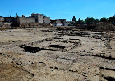 Descubren restos de antiguo barrio xochimilca