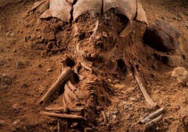 Descubren tumbas misteriosas en un antiguo cementerio europeo