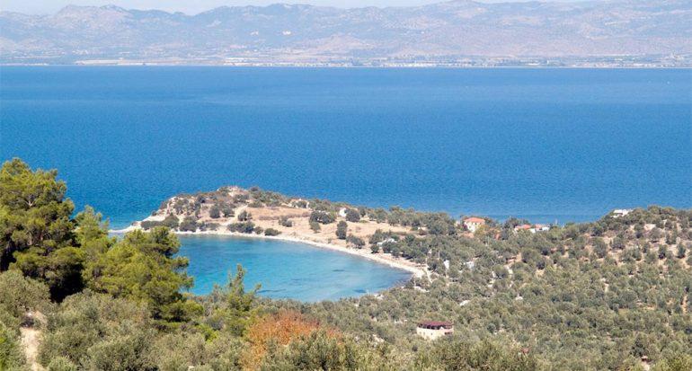Descubren una isla perdida de la Grecia Antigua en el mar Egeo