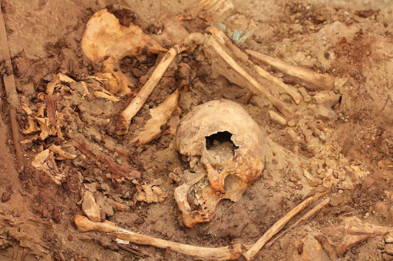 Desentierran la primera tumba real no saqueada de su tipo
