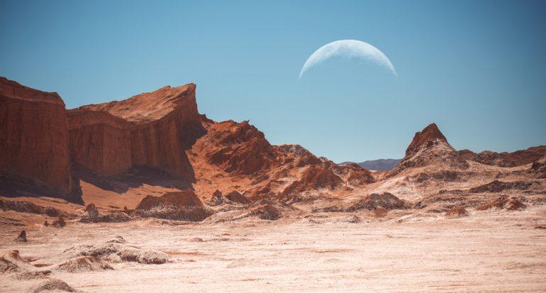Desierto de Atacama podría albergar microorganismos ?marcianos?