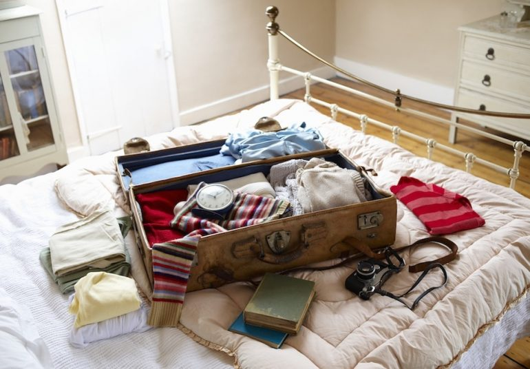 Diez tips antes de viajar