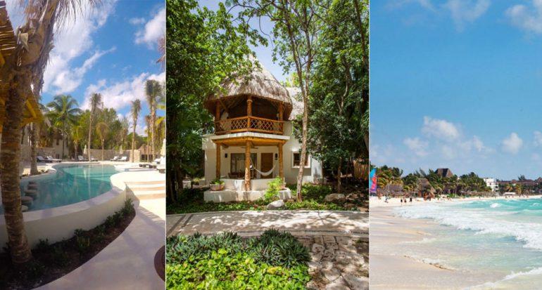 Difruta de Playa del Carmen en Mahekal Beach Resort