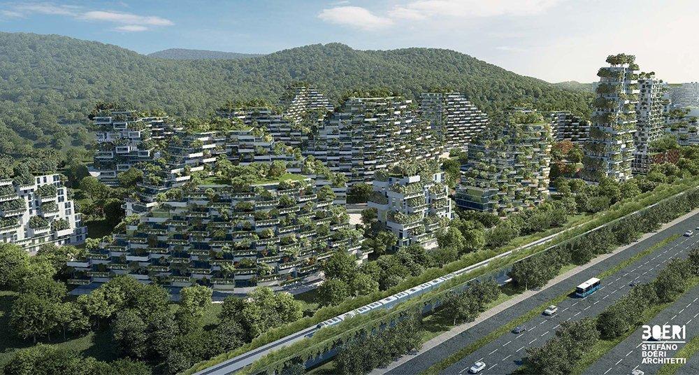 Diseñan-la-primera-ciudad-bosque-para-combatir-la-contaminación