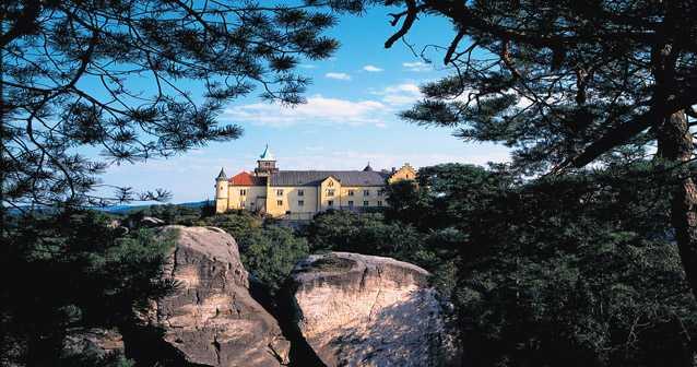 Disfruta como príncipe cuatro castillos en República Checa