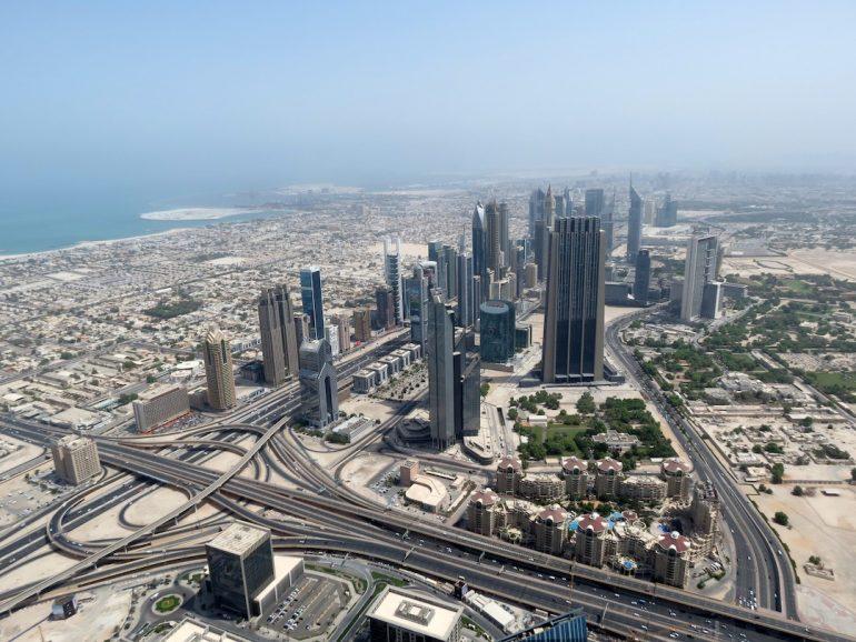 Dubai en verano