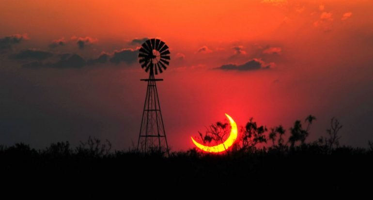 Eclipse solar parcial podrá ser visto en Sudamérica