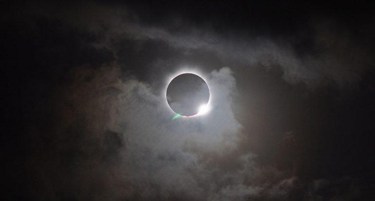 Eclipse solar total será transmitido en vivo por NASA
