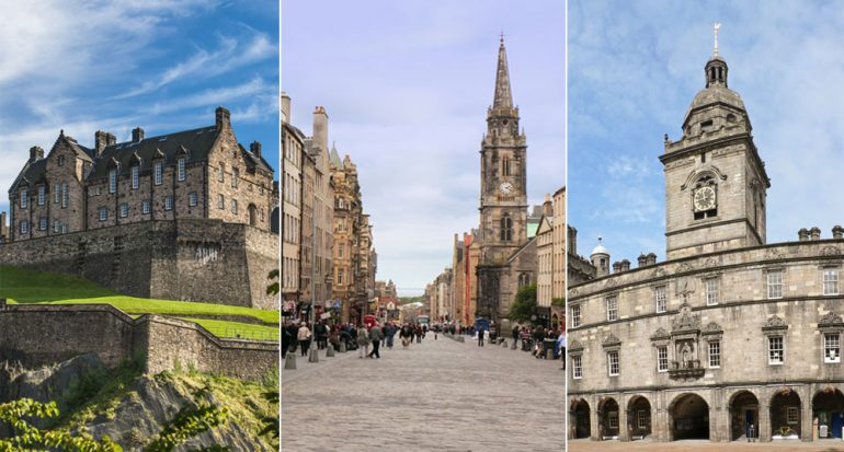 Edimburgo: La ciudad de Harry Potter