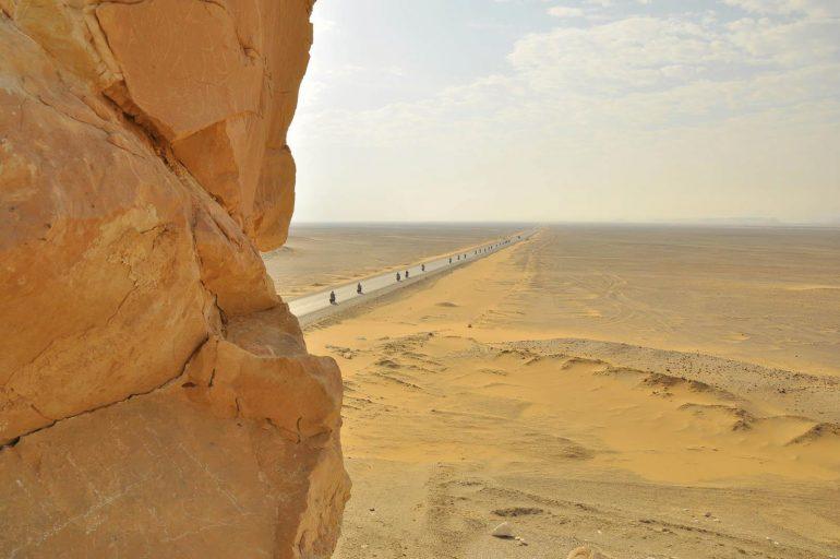 Egipto en dos ruedas