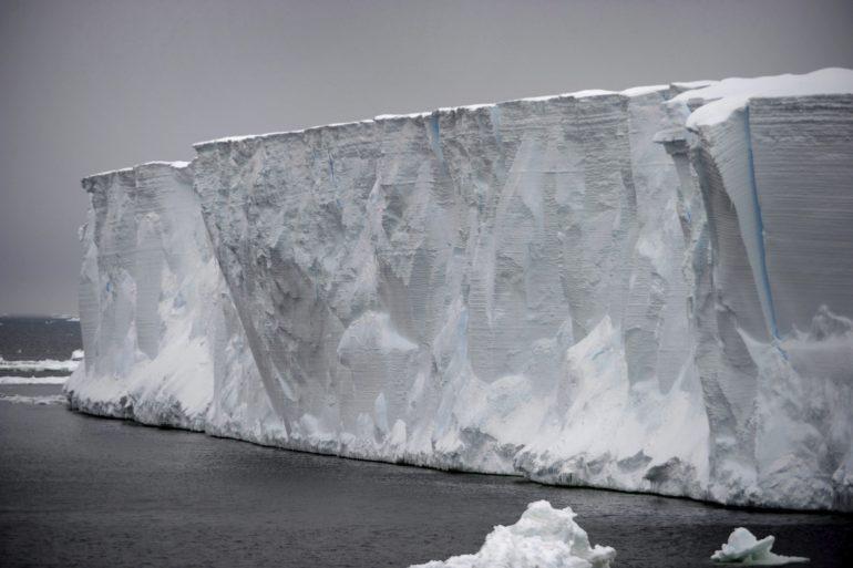 El Ártico emite metano a la atmósfera