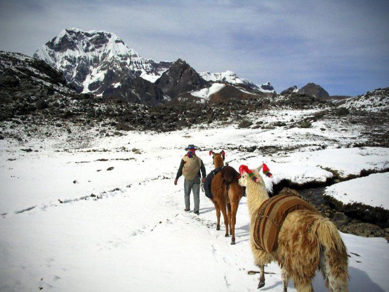 El Camino Inca es declarado Patrimonio Mundial
