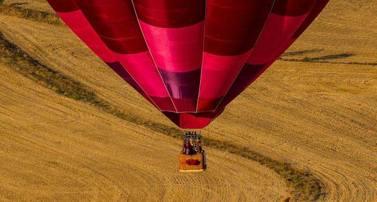 El  European Balloon Festival decoró el cielo de Cataluña