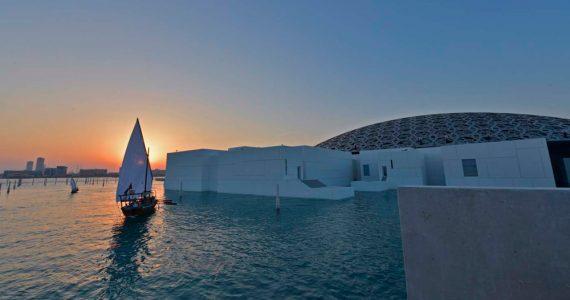 El Louvre abre sus puertas en Medio Oriente