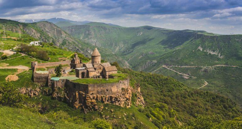 El Monasterio de Tatev