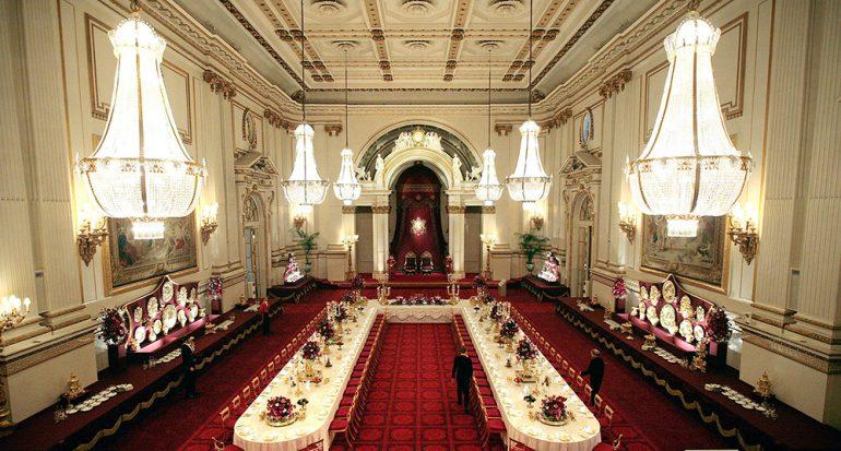 El Palacio de Buckingham abre sus puertas este verano