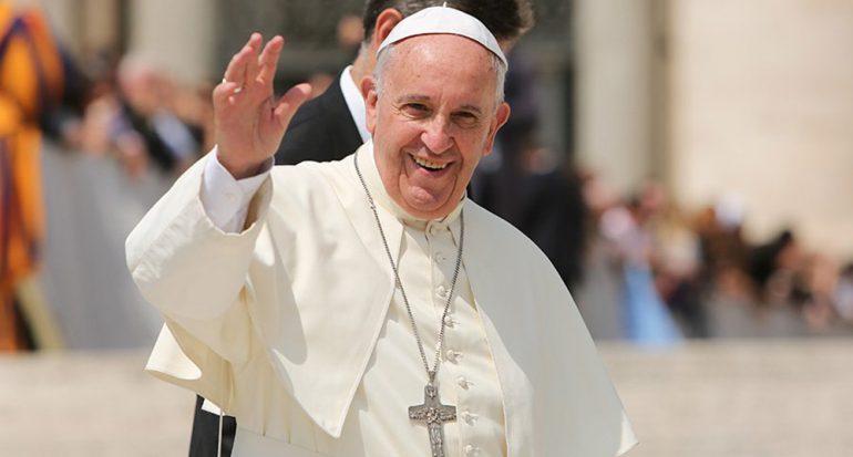 El Papa Francisco viajará a América Latina este 2018