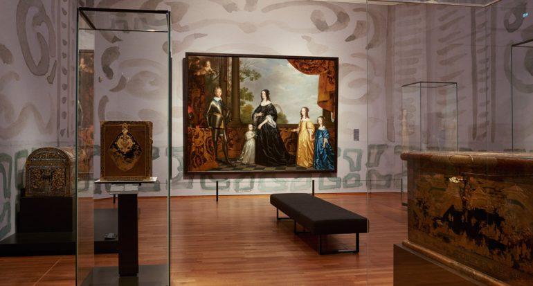 El Rijksmuseum expone productos de lujo de Asia