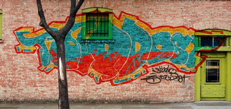 El arte urbano se educa