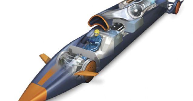 El automóvil más rápido |Tecnología|