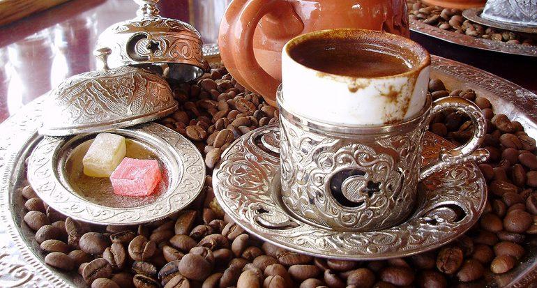 El café turco es un tesoro mundial