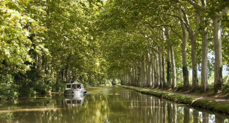 El canal de los dos mares