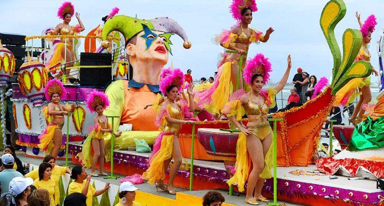 El carnaval más alegre del mundo