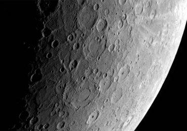 El choque con Mercurio