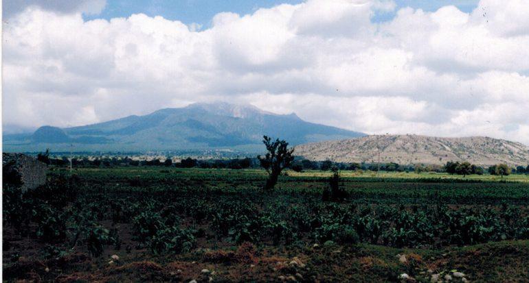 El culto al volcán La Malinche