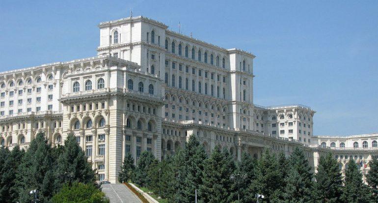 El edificio administrativo civil más grande del mundo
