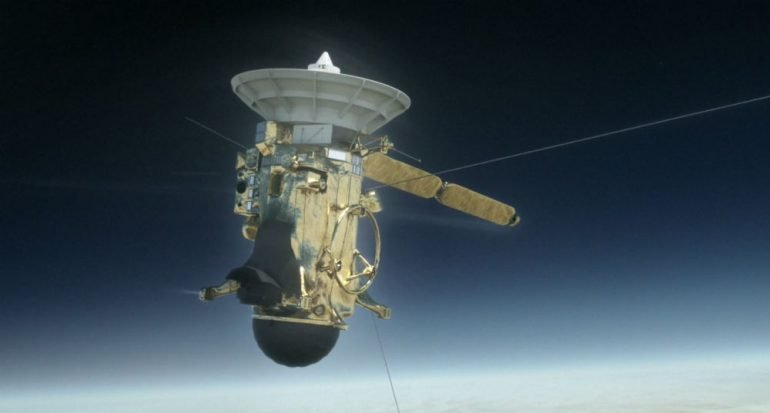 El gran final de la misión Cassini
