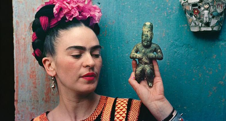 El guardarropa de Frida Kahlo será exhibido en Londres
