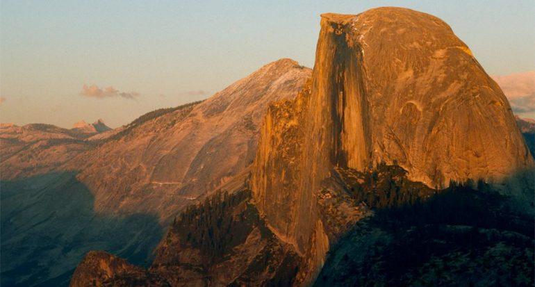 El icónico Medio Domo de Yosemite ahora es peligroso