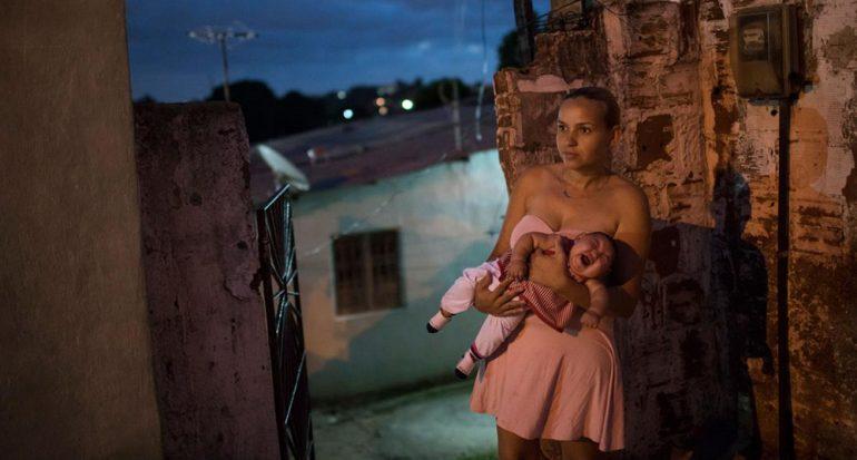 El impacto del Zika en las calles de Brasil