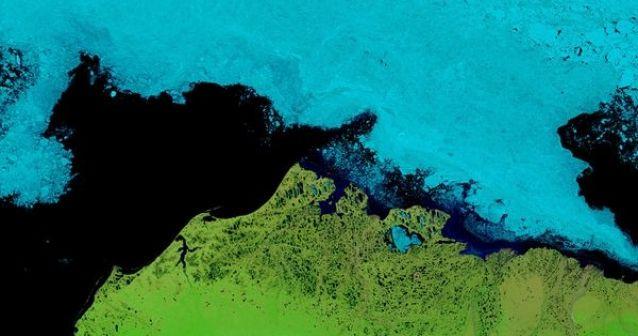 El infierno del Ártico