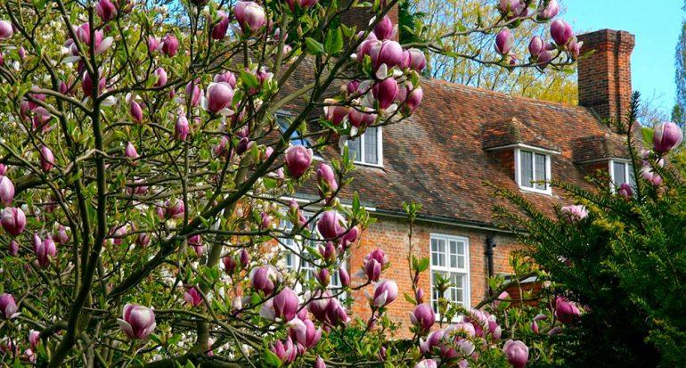 El jardín de Inglaterra