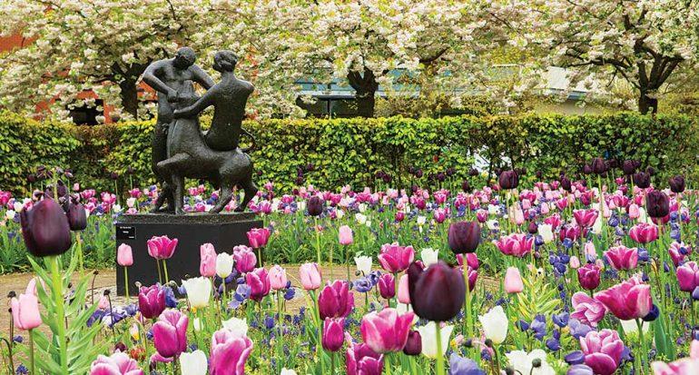 El jardín de flores más grande del mundo