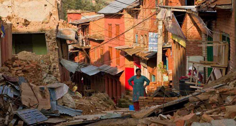 El llamado de Nepal