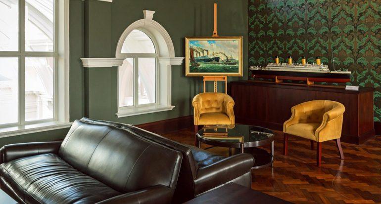 El lugar donde crearon el Titanic se vuelve un hotel