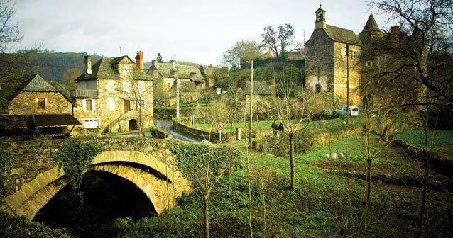 El medievo francés en el Camino de Santiago