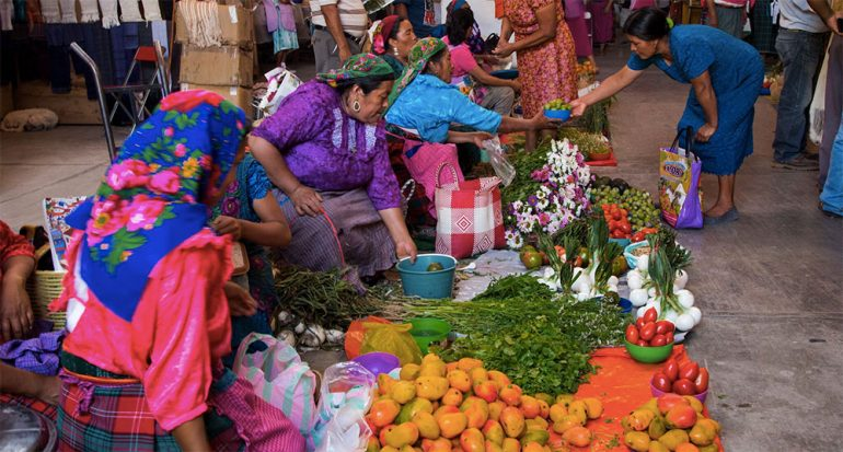 El mercado de Tlacolula